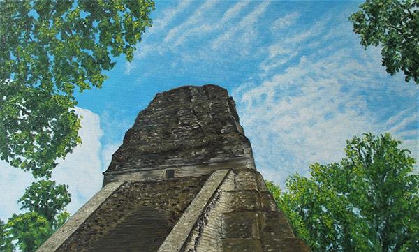 8 Ruins Tikal