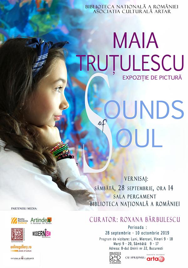 maria trutulescu - poster