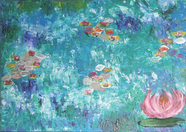 GIVERNY (ODE TO MONET)