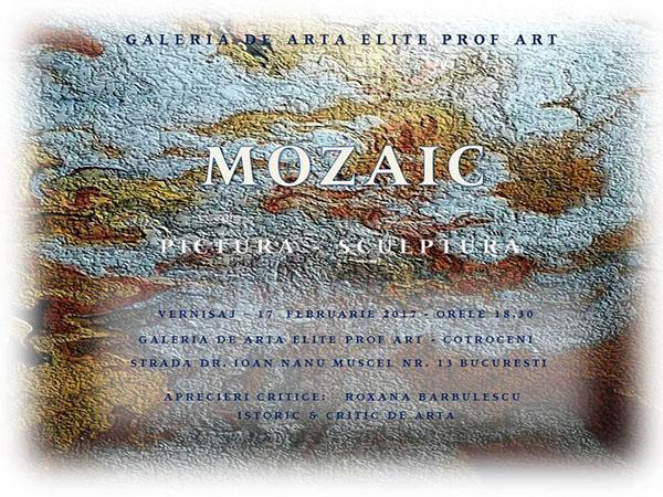 mozaic elite prof art