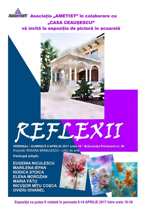 reflexii poster
