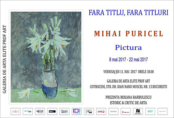 mihai puricel - pictura poster